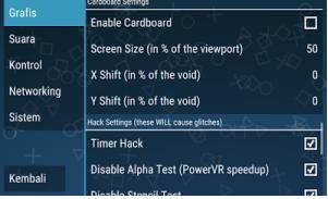 Cara mumpuni setting PPSSPP agar game PSP lancar halus