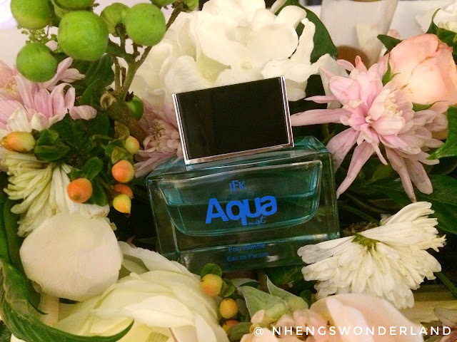 JFK Fragrances - Aqua
