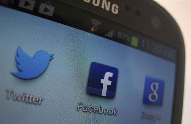 Facebook et Twitter menacé d'une amende par l'UE