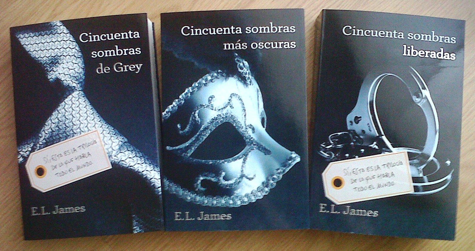 Libro 2 50 sombras de grey - Chalecos de novio