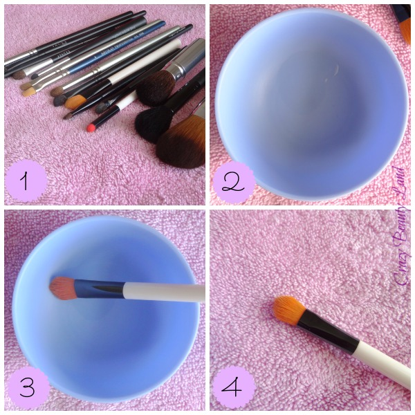 How To Sanitize Your Makeup Brushes