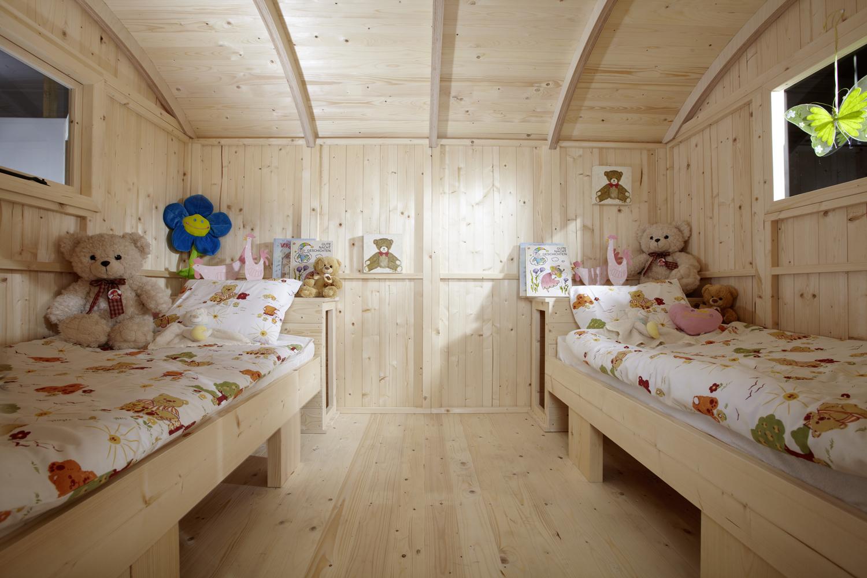 meiselbach mobilheime ein kinder bauwagen. Black Bedroom Furniture Sets. Home Design Ideas