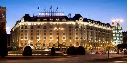 Hotel Westin Palace (Madrid, España)