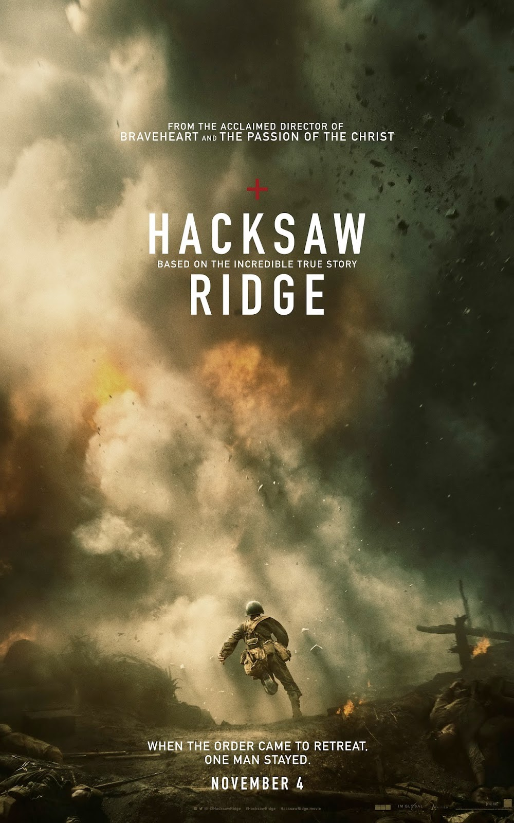 The Cellulord Is Watching Hacksaw Ridge