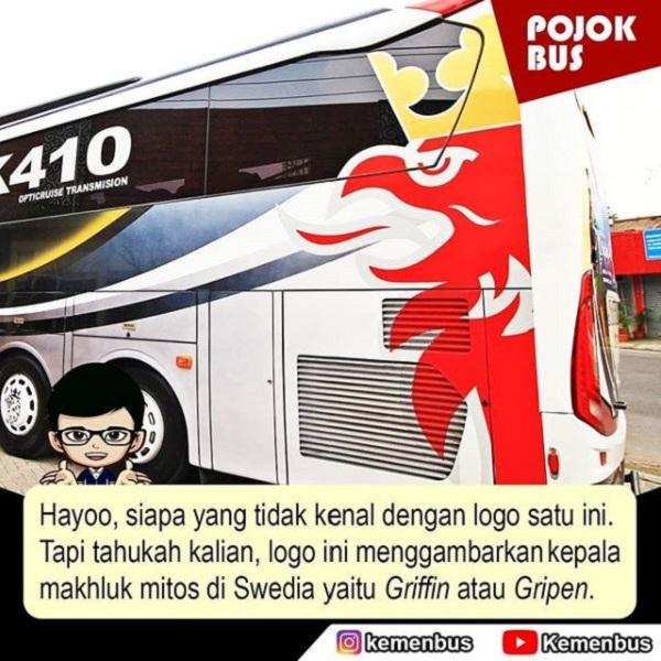 Griffin - Logo Bus Scania