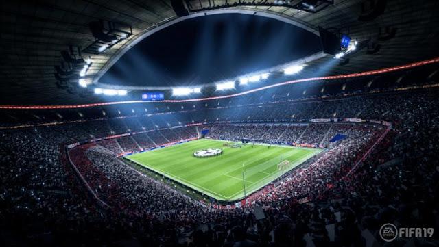 الإعلان رسميا عن قائمة جميع الملاعب المتواجدة داخل لعبة FIFA 19 و مفاجأة رائعة ..