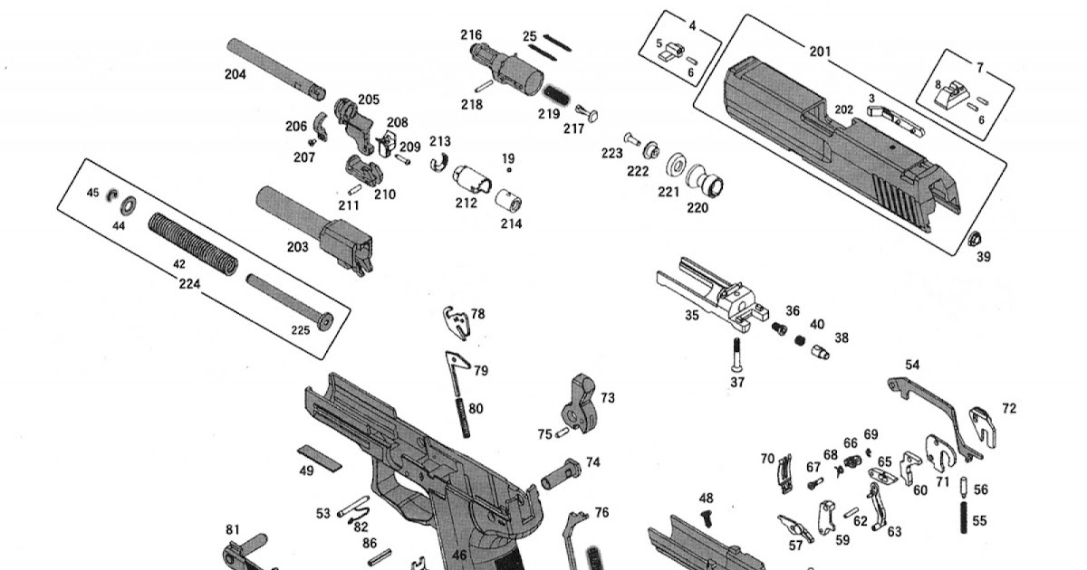 Disassembly, DIY, My Airsoft gun, And Other Things