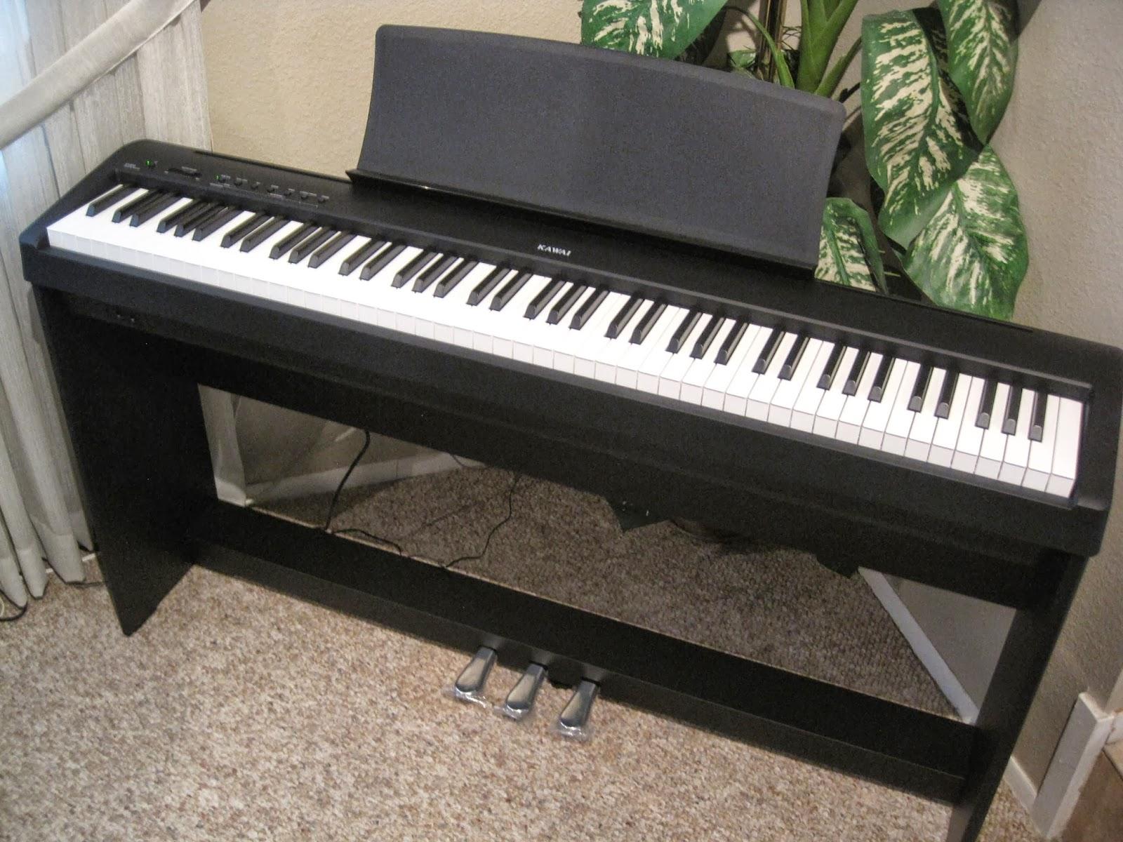 Az Piano Reviews Review Kawai Es100 Digital Piano
