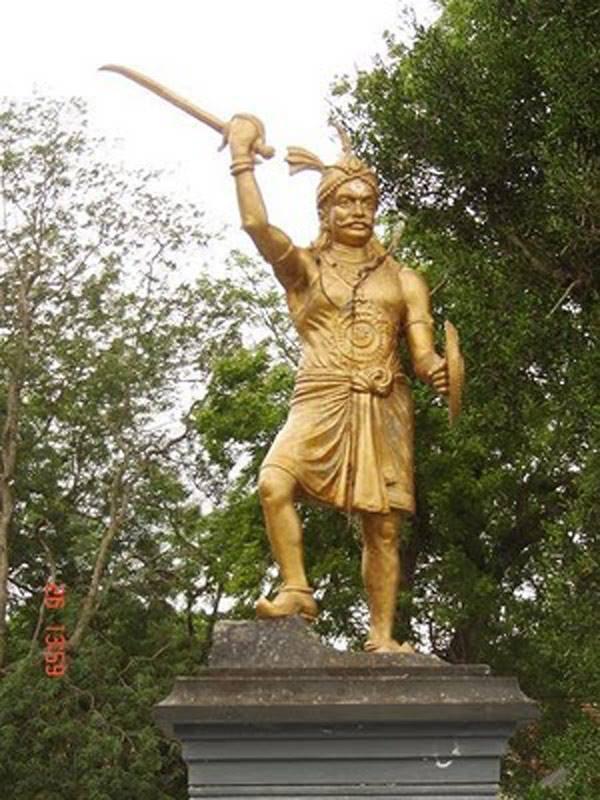 பாயும் புலி மாவீரன் பண்டாரவன்னியனின் 213 ஆவது வீரவணக்க நாள் இன்றாகும்.
