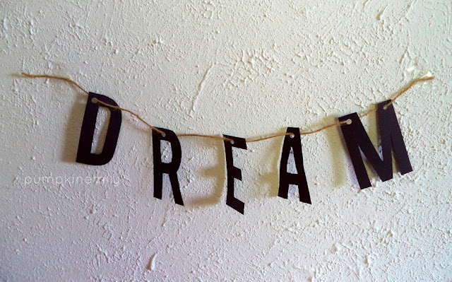 Word Garland, Dream Garland