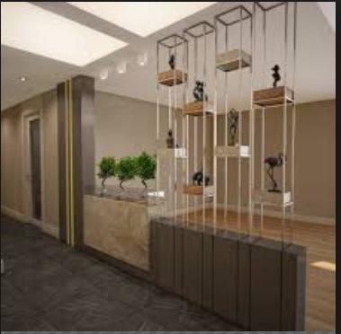 Inspirasi Desain Sekat Ruangan Unik Dan Kreatif 5