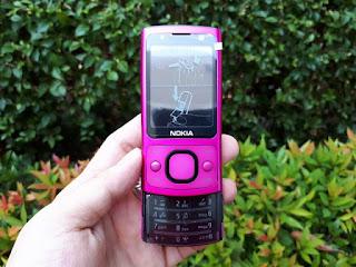 Hape Jadul Nokia 6700 Slide Seken Mulus Normal Kolektor Item
