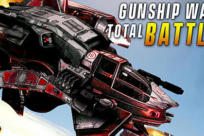 Download Game Android Gunship War: Total Battle