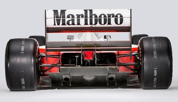 McLaren-Ford MP4/8A