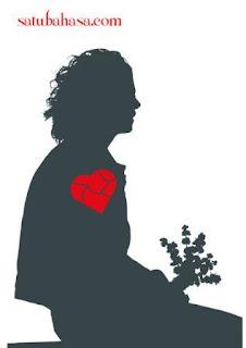 puisi cinta patah hati