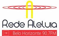 Rede Aleluia FM 90,7 de Belo Horizonte MG