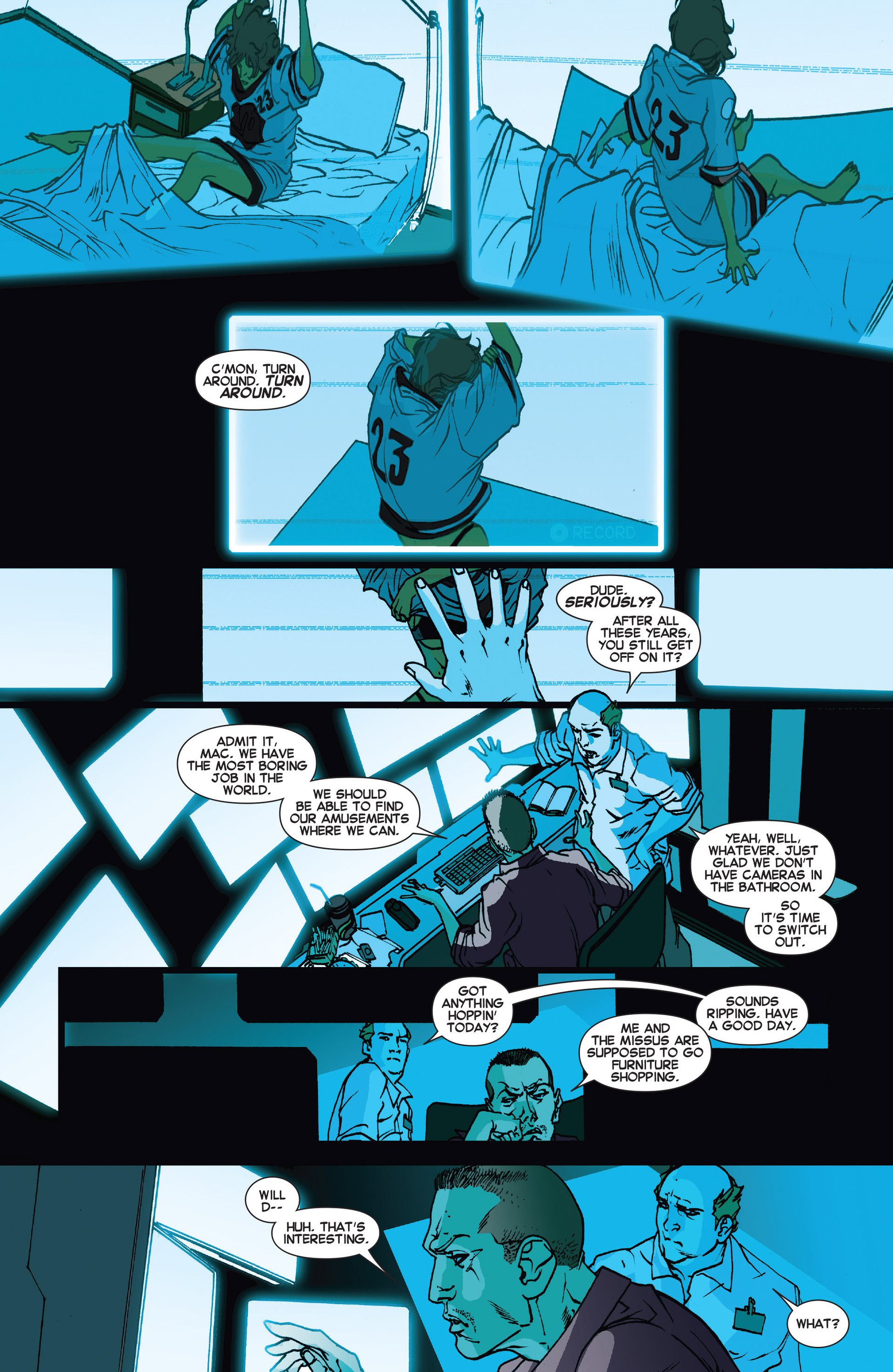 Read online All-New X-Factor comic -  Issue #9 - 3