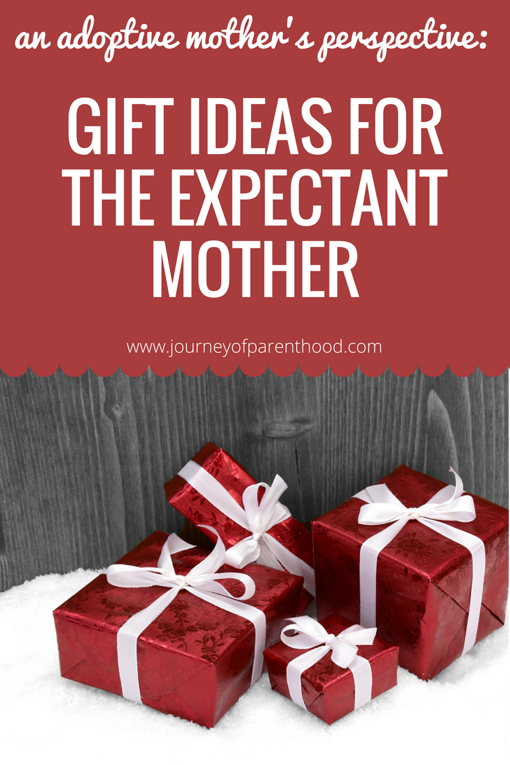 Gift Ideas for the Expectant Mother from the Adoptive Family