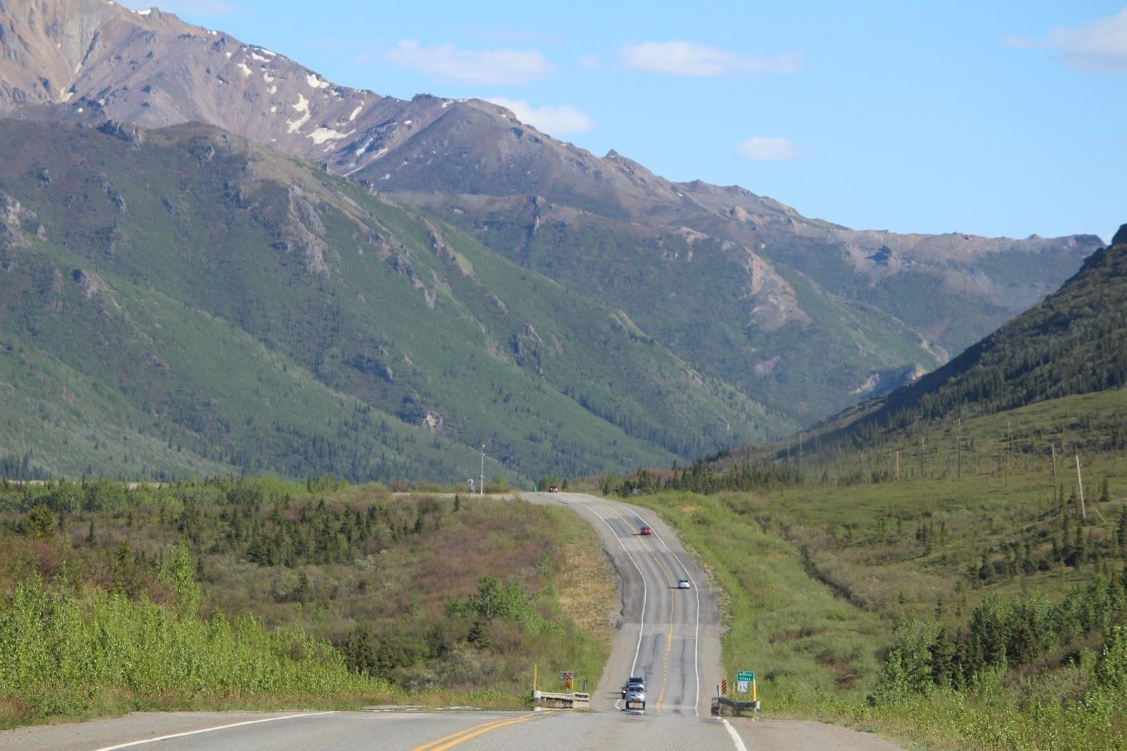 l 39 ouest canadien l 39 alaska la c te ouest am ricaine en vr sur la parks highway de fairbanks. Black Bedroom Furniture Sets. Home Design Ideas