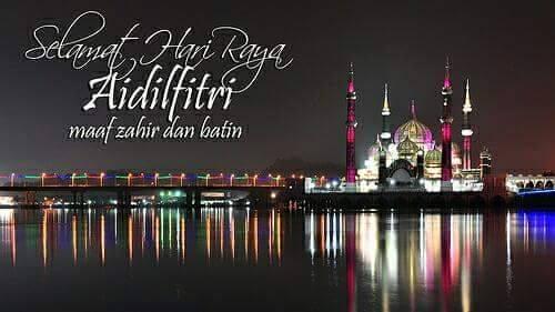 Vycavia Wy Koo Selamat Hari Raya Aidilfitri Maaf Zahir