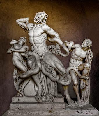 Laocoonte o la mímesis y la poesía 1, Francisco Acuyo, Ancile