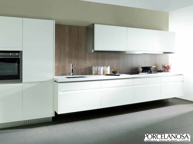 cuisine blanche gara cuisine. Black Bedroom Furniture Sets. Home Design Ideas