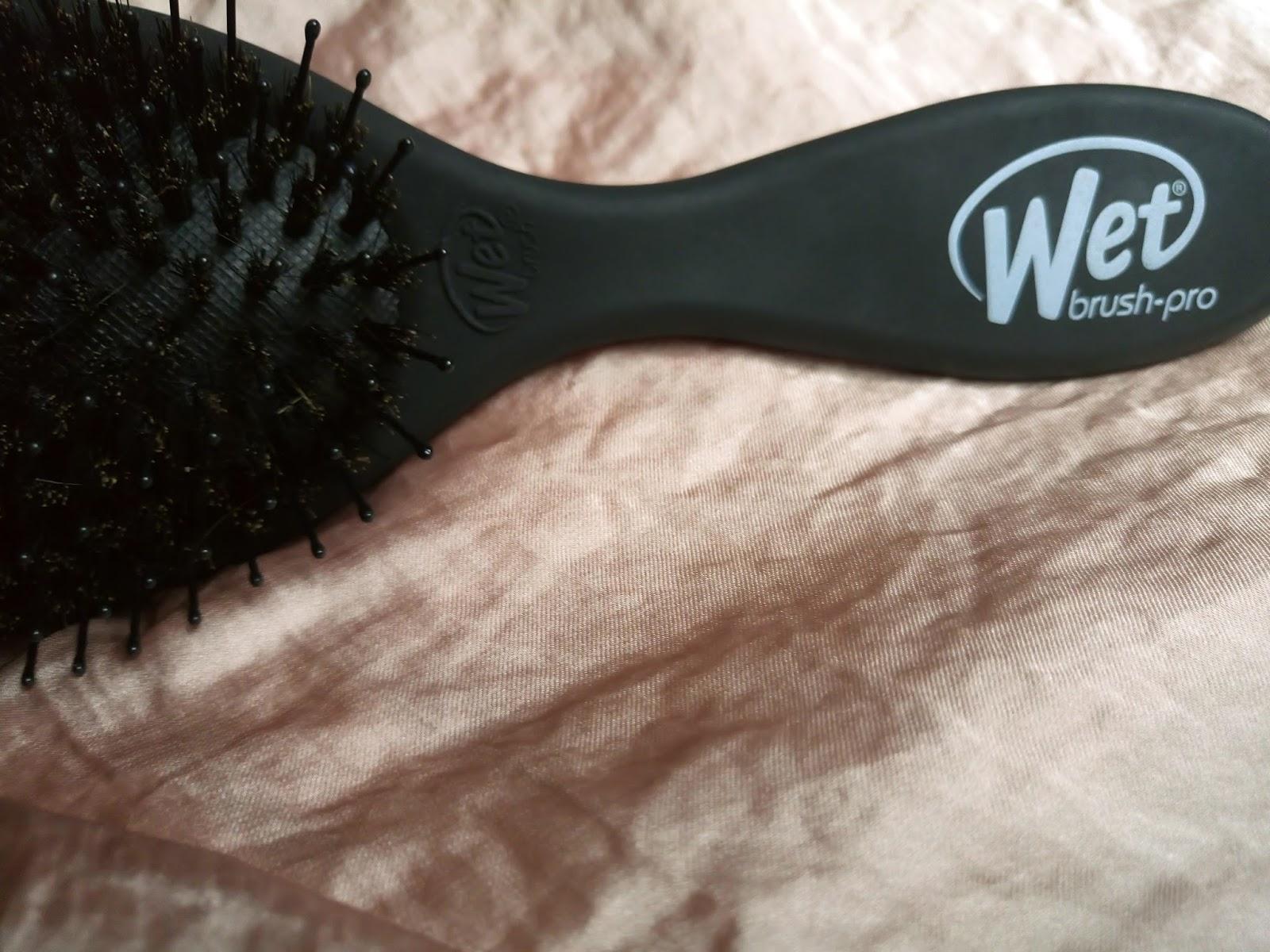 Wet Brush Shnie szczotka rozplątująca włosy, nadająca połysk włosom