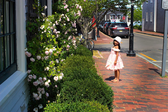 Nantucket Sidewalks | Chichi Mary Blog