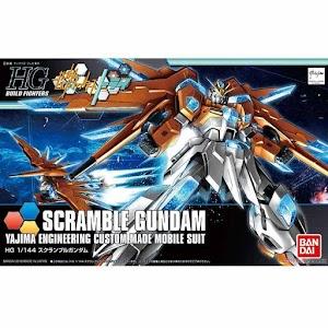 Bandai HG Gundam Scramble Model Kit [1:144]