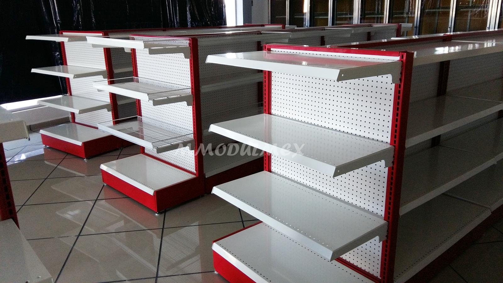 Estantes estanteria anaqueles repisas entrepa os - Estanterias para armarios ...