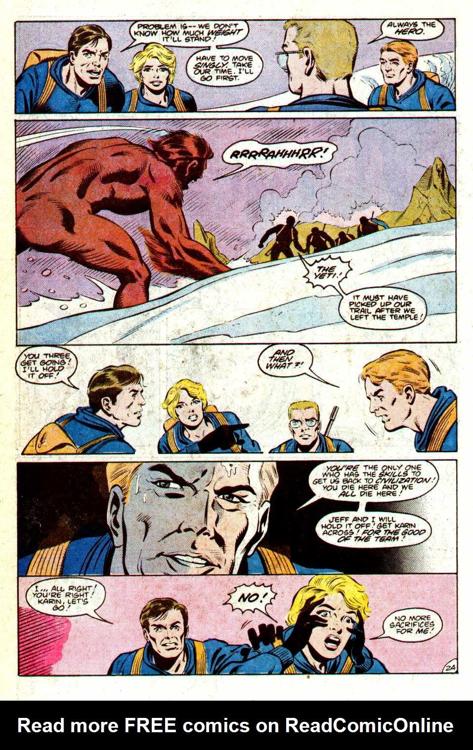 Read online Secret Origins (1986) comic -  Issue #14 - 27