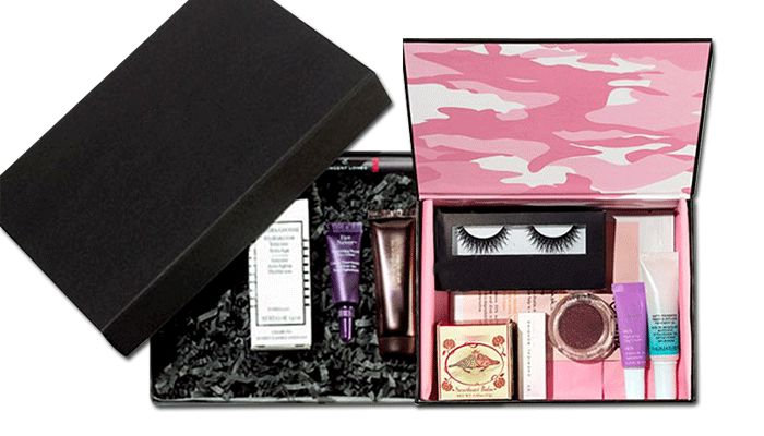 makeup box printing