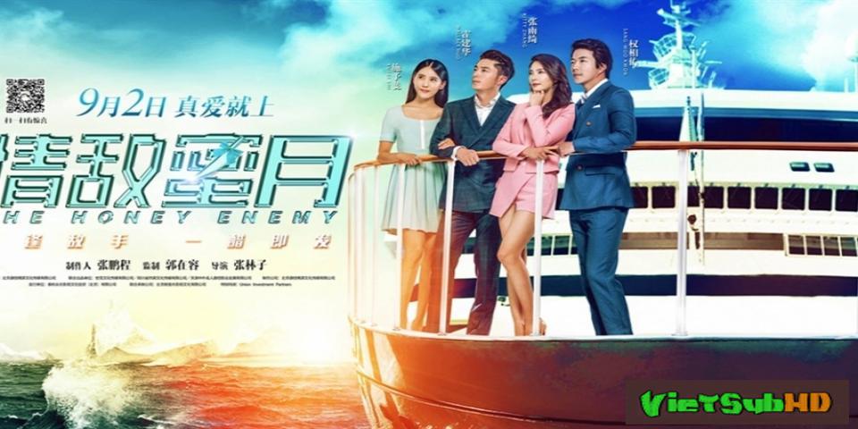 Phim Tuần trăng mật với tình địch VietSub HD | The Honey Enemy 2015