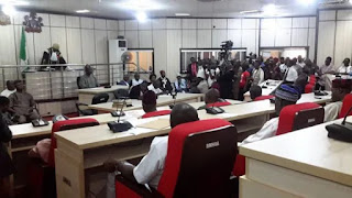 BREAKING: Benue Assembly suspends Okloho, Adanyi, six others