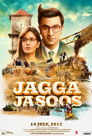 Jagga Jasoos 2017 - Legendado