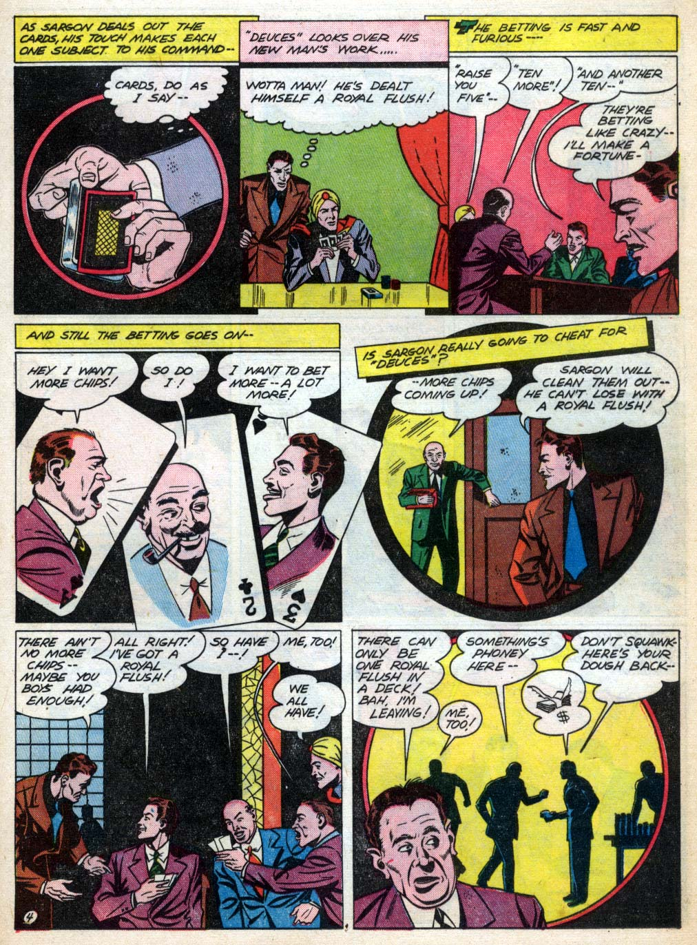 Read online All-American Comics (1939) comic -  Issue #39 - 38
