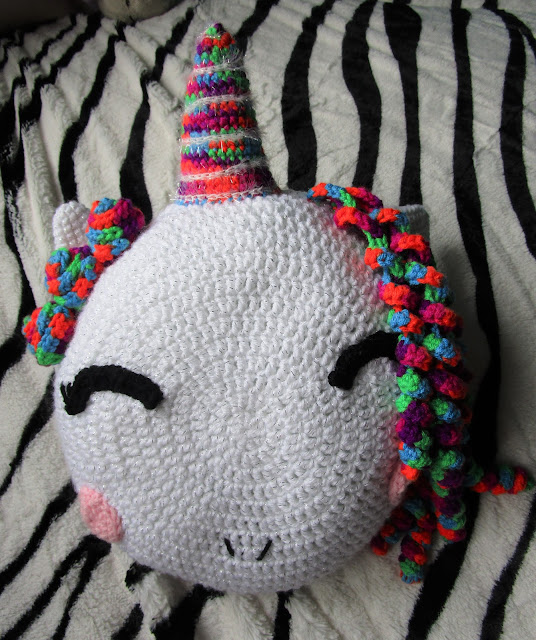 I love crocheting and sharing my work with you.  Check it out on my blog, A Glimpse of Normal.