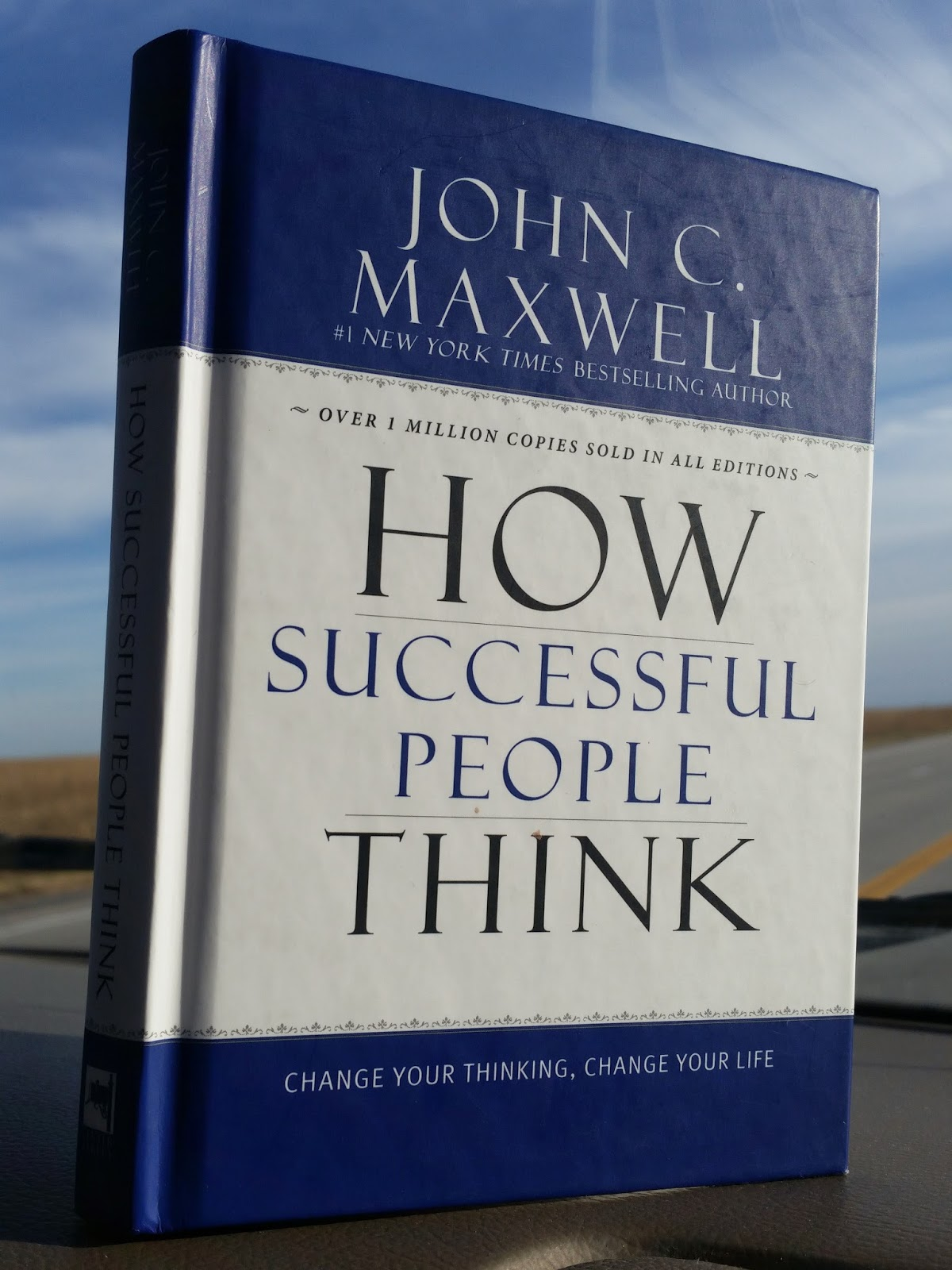 How Successful People Think By John C Maxwell Nathan Collins