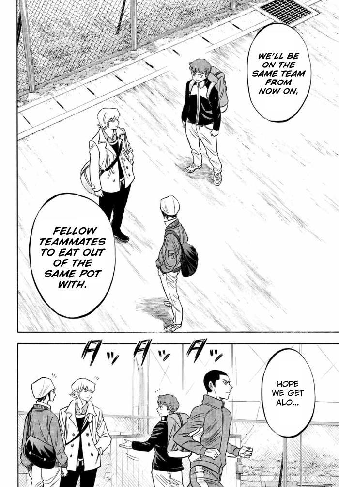 Daiya no A - Act II - Chapter 11