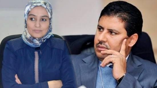 العثماني يستبعد زوجة حامي الدين