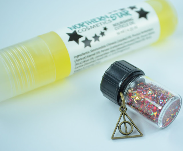 Northern Star Cosmetics deathly hallows totem cuticle oil Harry Potter Set