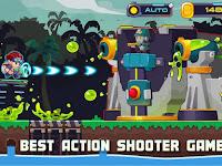 Metal Shooter Run and Gun MOD APK Terbaru v1.36 (Unlimited Money)
