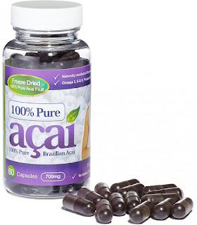 acai capsules