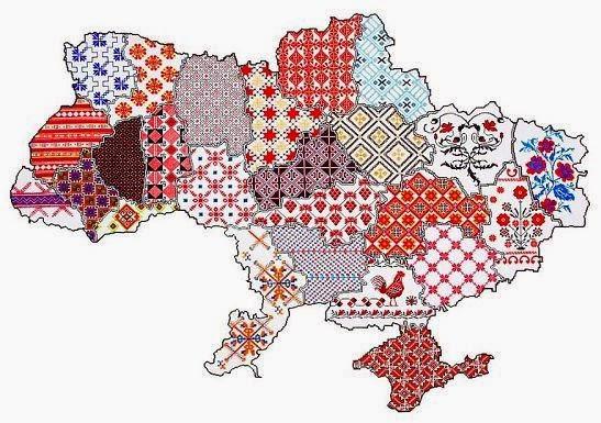 Украина вишивана
