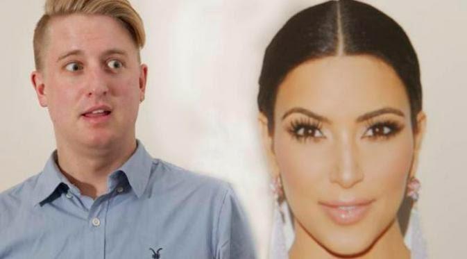Phobia Aneh, Pria ini Muntah Melihat Kim Kardashian