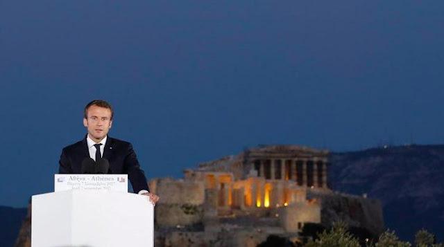 Απόηχοι από την επίσκεψη του Γάλλου Προέδρου στην Αθήνα