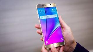 Cara Flash Samsung Galaxy Note 5 SM-N9208 Bootloop