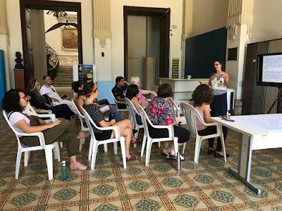 Museu de Ciências da Terra realiza palestra com engenheira no Dia Internacional da Mulher