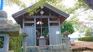 厳島神社(富田林市)