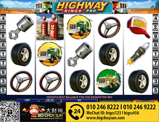 Clubsuncity Slot Highway Kings Pro